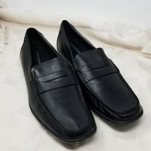 Florsheim Slip On Loafers Moccasins Leather Shoes